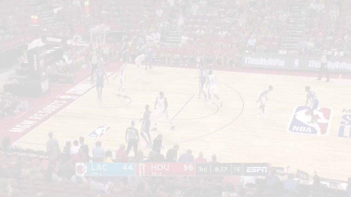 The BEST from @LAClippers rook @shaiglalex at the @NBASummerLeague! 💻: NBA.com/summerleague 🎟️: NBATickets.com