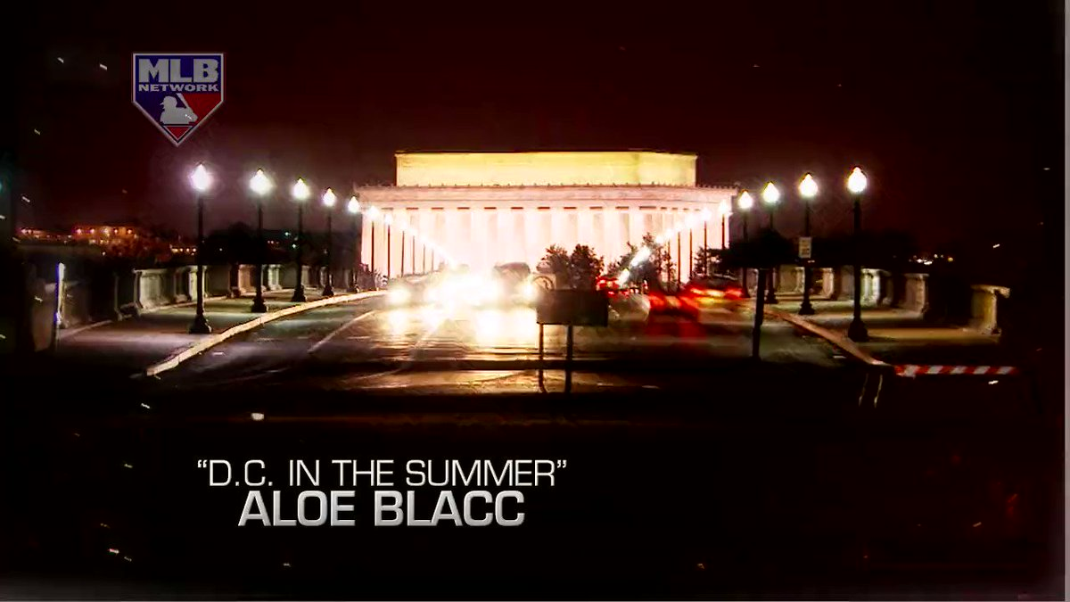 Who do you think will steal the show tonight? #HRDerby  ��'D.C. In The Summer' by Aloe Blacc https://t.co/vk4Sl4C6Yj