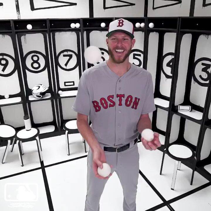 MLB's photo on Chris Sale