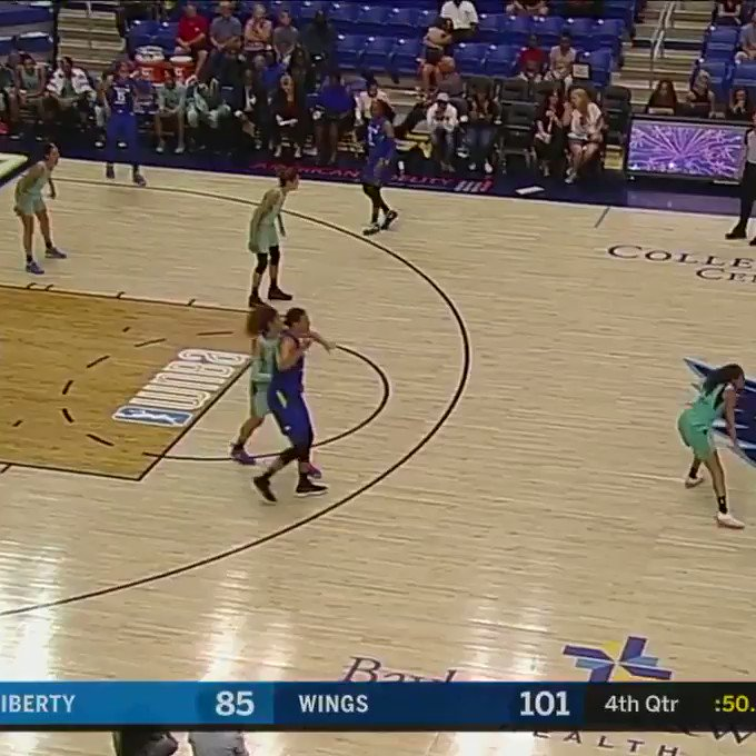 Dallas Wings Star Breaks WNBA Scoring Record