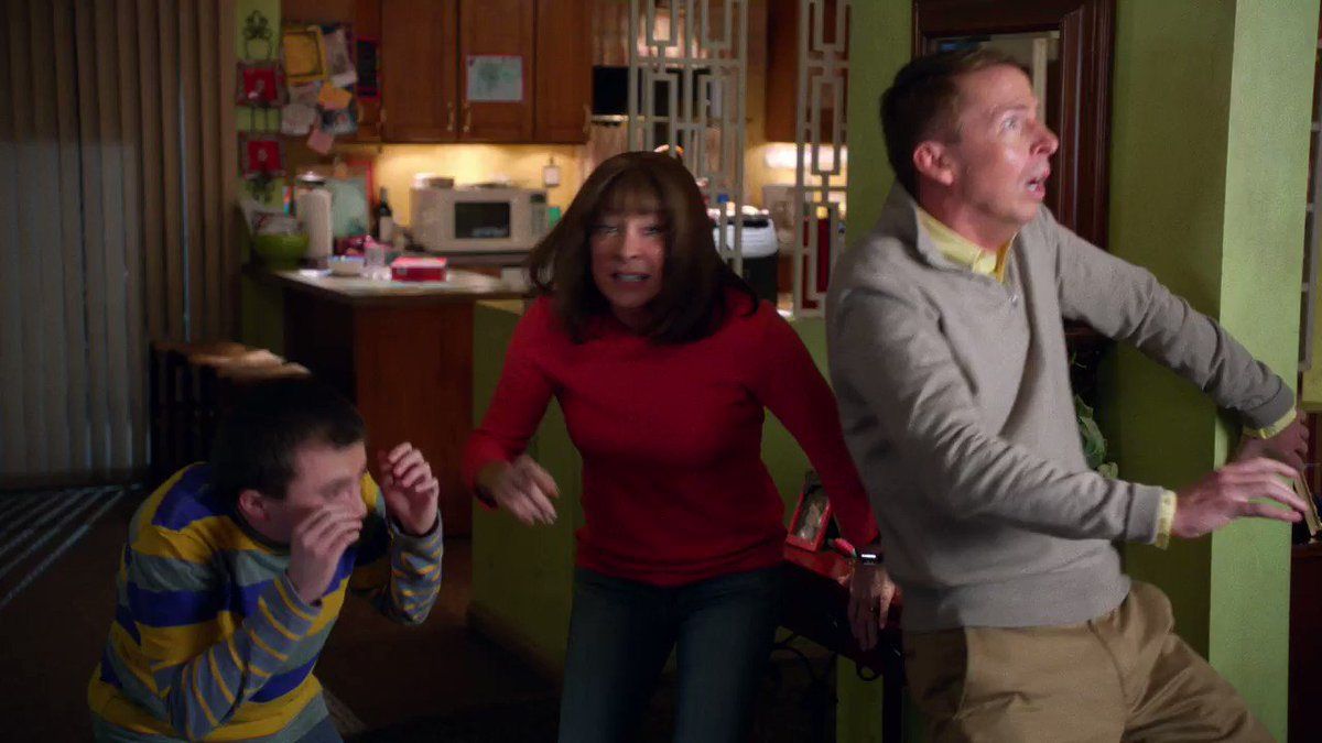 Youd be batty if you dont want to spend some more time out in #TheMiddle with use tonight. 🦇🦇🦇