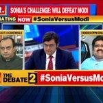 #SoniaVersusModi Twitter Photo