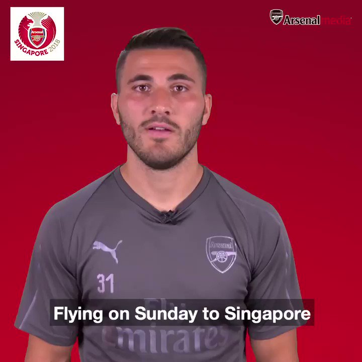 On Sunday, we fly ✈️  Join us on the #AFCTour2018 �� https://t.co/tnTl16HjiQ  #ICC2018 https://t.co/A6rr2vFVgJ