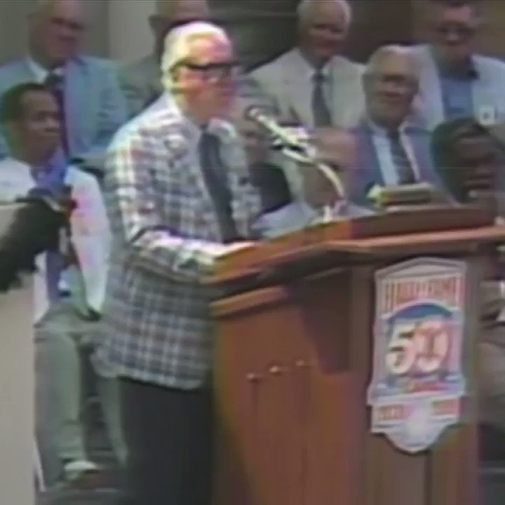 On This Day: HOLY COW! Harry Caray in the Hall of Fame!