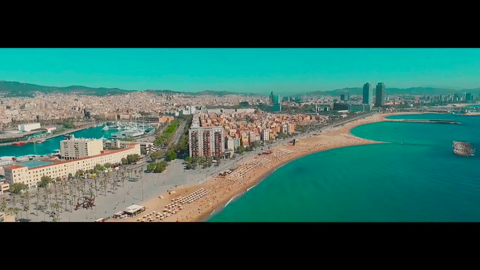 BARCELONA  x #TeamCerny https://t.co/xe2lWO19xQ