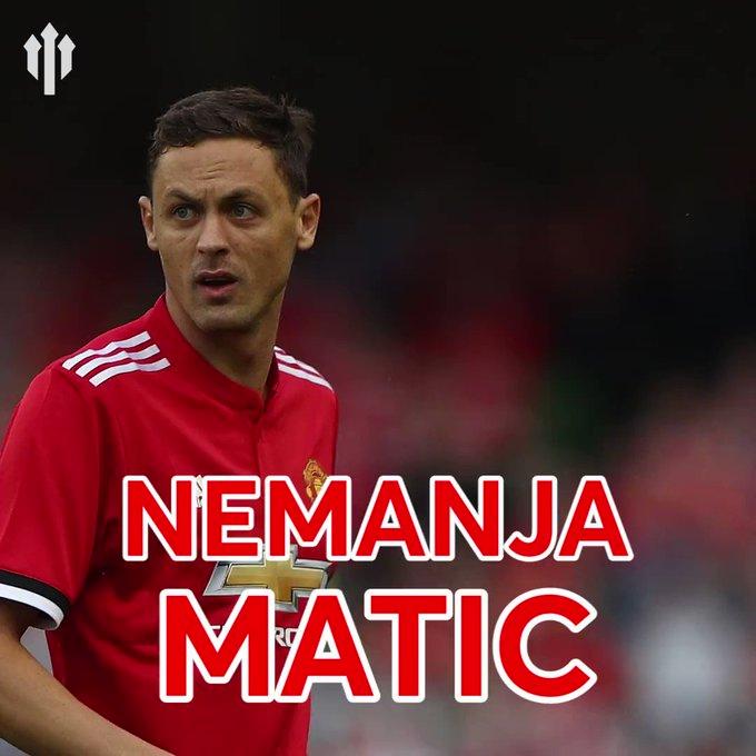 Happy birthday to Nemanja Matic - what a guy!