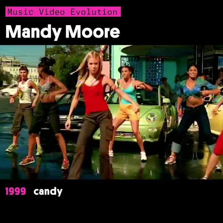 From 1999 to 2009 💗 @TheMandyMoore