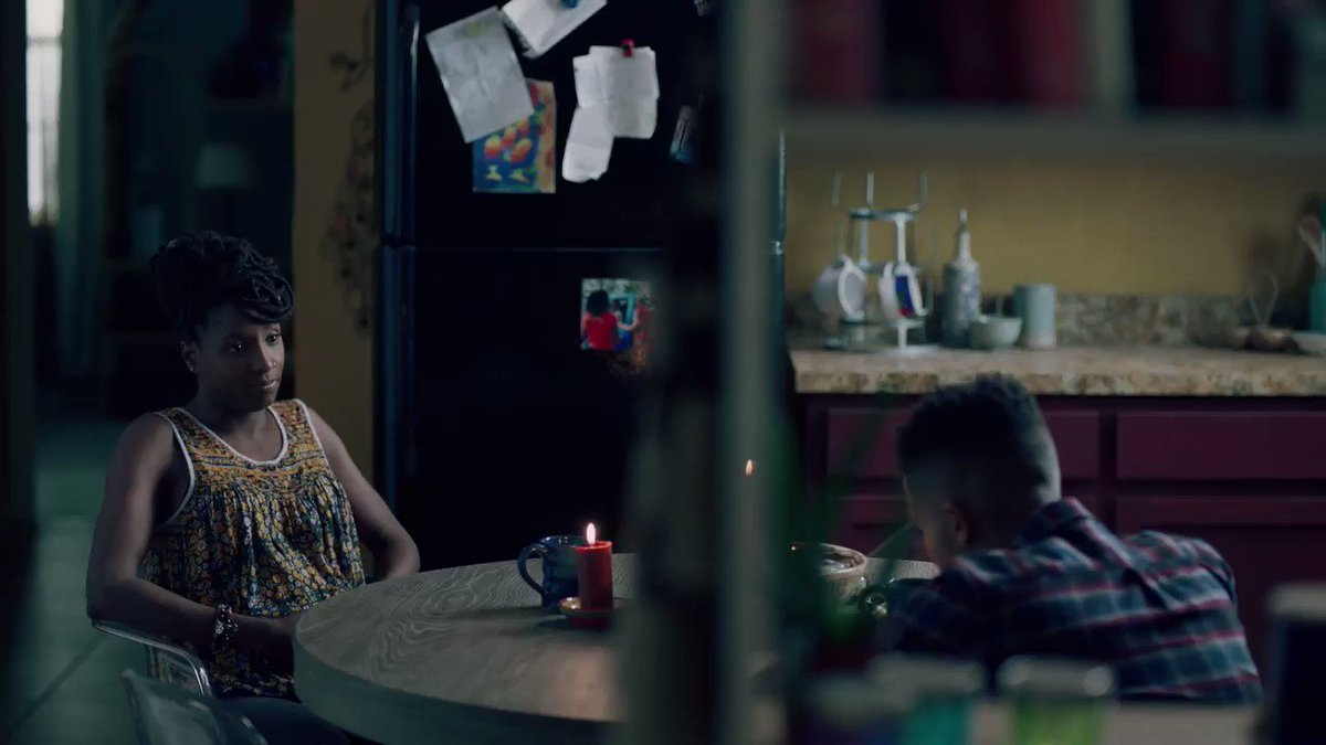 What was your intention, Micah? #QUEENSUGAR
