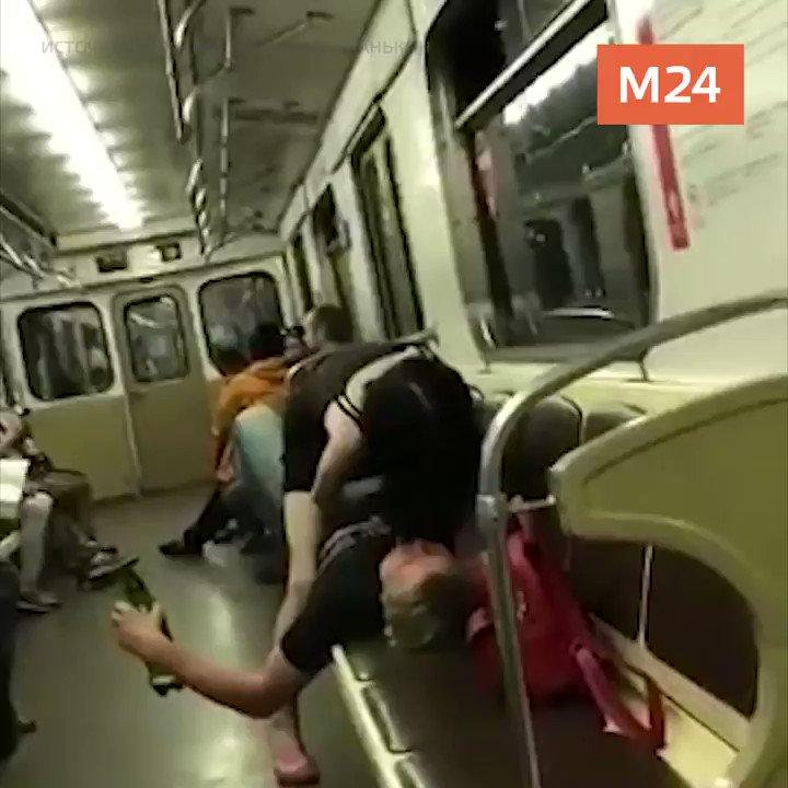 занимаются в сексом метро