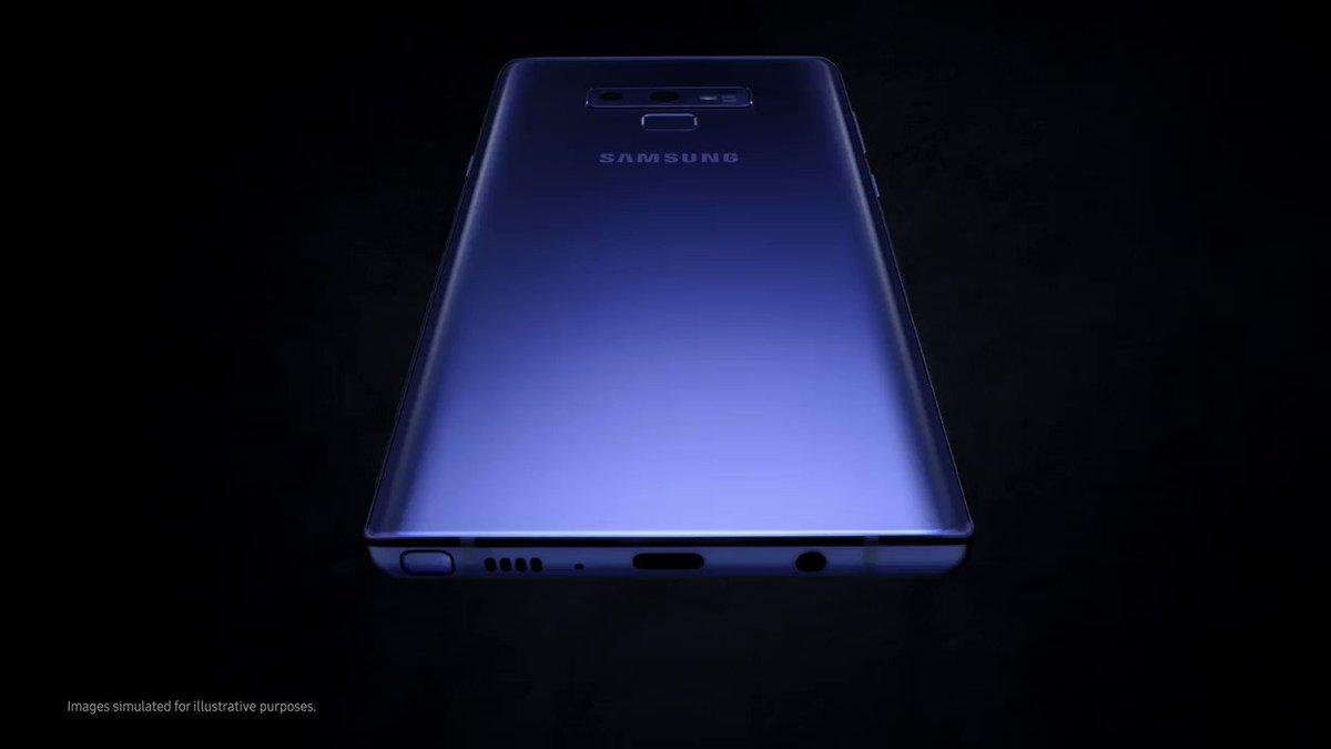 Samsung Pakistan's photo on #GalaxyNote9