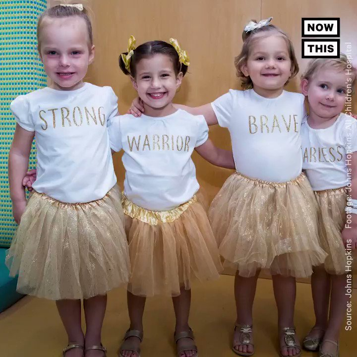 These four best friends just celebrated beating cancer together