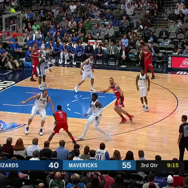 At #43 of the TOP 60 SWATS from the 2017-18 season... @MaxiKleber of the @DallasMavs!   #NBABlockWeek #BESTofNBA https://t.co/5Ehvctnr80