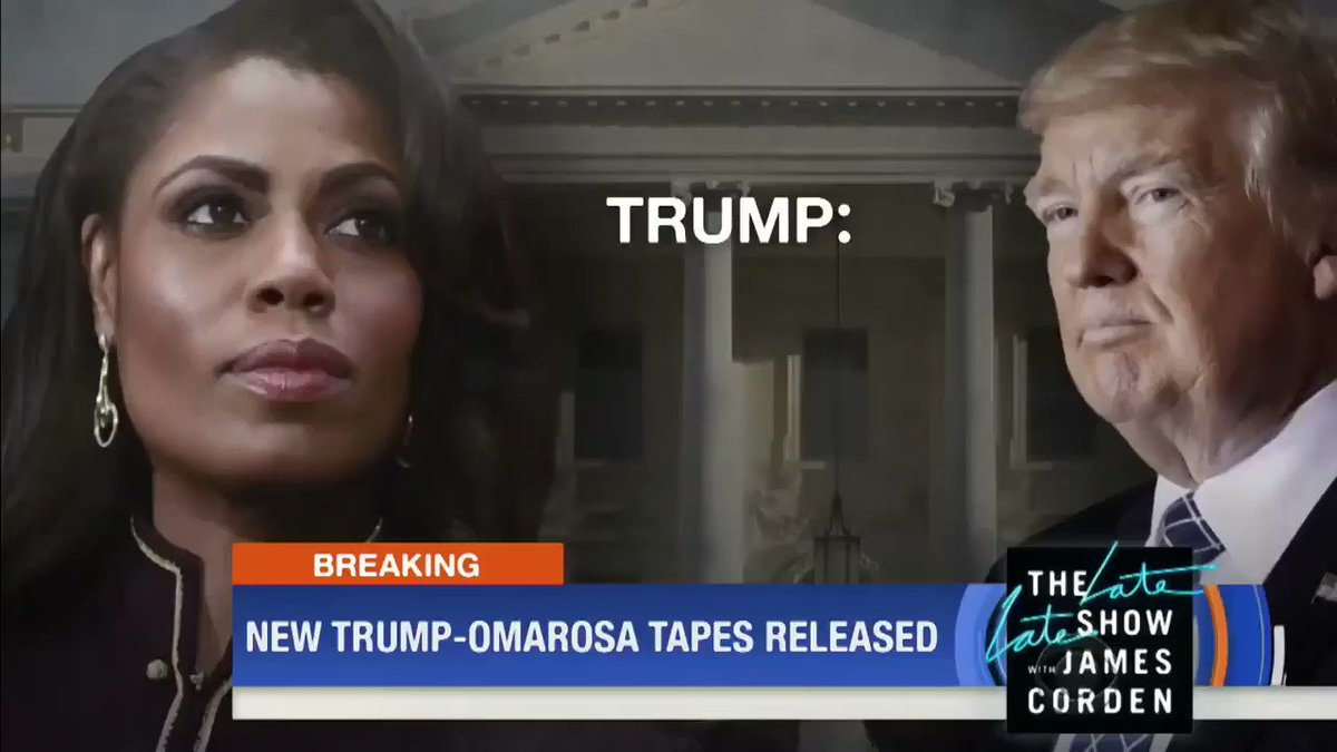 these new omarosa tapes are WILD