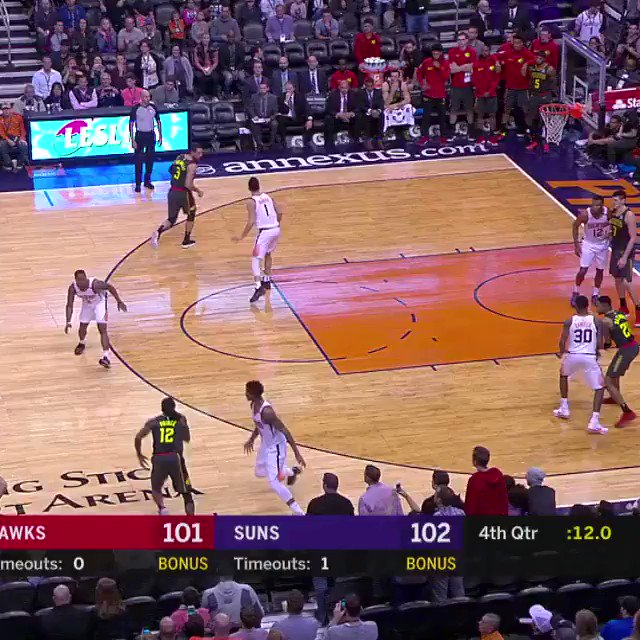 At #28 of the TOP 60 SWATS from the 2017-18 season... @Quese of the @Suns!   #NBABlockWeek #BESTofNBA https://t.co/FaLVefseVC