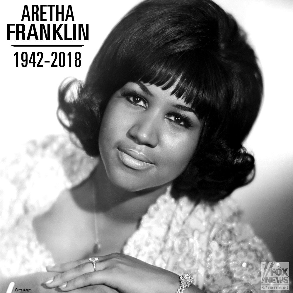 BREAKING NEWS: Aretha Franklin, 'Queen of Soul,' dead at 76 https://t.co/rWvFQyNMwR https://t.co/qAWF9hoxko