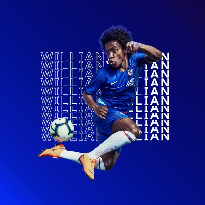 A special goal!! ✨  @willianborges88 makes it 2-1! #CHENEW https://t.co/uQZ6tPOnz9