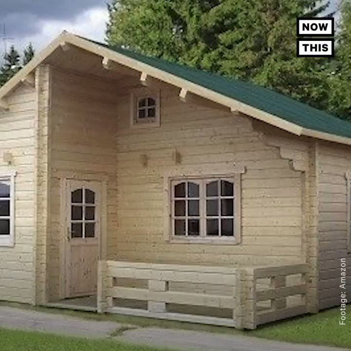 These tiny houses cost $25,000 or less.