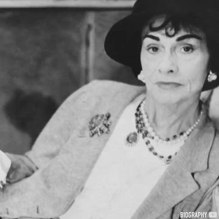 Si hablamos de elegancia, hablamos de Coco Chanel.