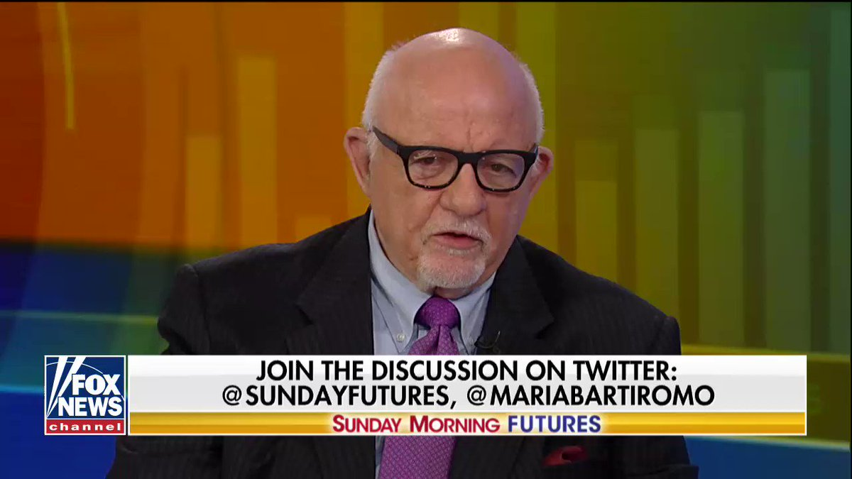 Ed Rollins: 'There's no blue wave out there.' #SundayFutures @MariaBartiromo https://t.co/07rVdDvXoj