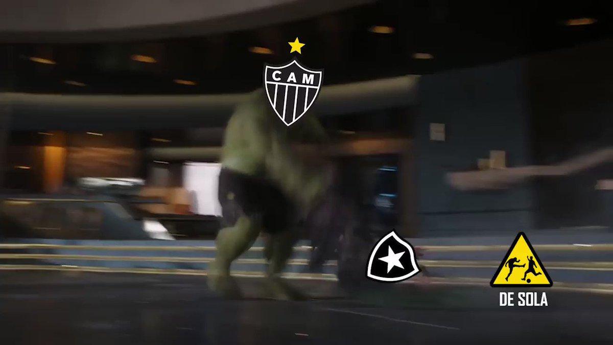 Um pequeno resumo de Botafogo 0x3 Atlético-MG! https://t.co/2ug9JxBZC7