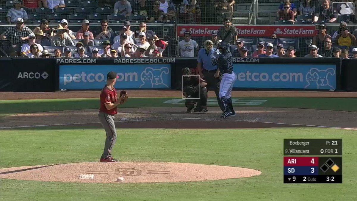 The @Dbacks did not feel like giving that top spot in the NL West. #PrevailingMoments https://t.co/Ce55ppOWJT