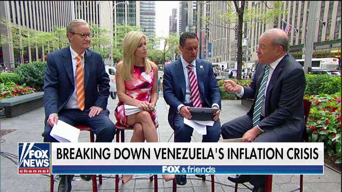 "Stuart Varney: ""Venezuela is a good example of what we should not be doing."" https://t.co/OLoFMn8KmY"