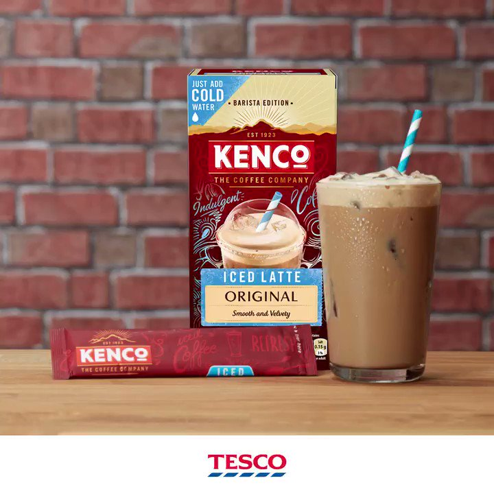 Tesco On Twitter Ice Ice Coffee Treat Yourself With An