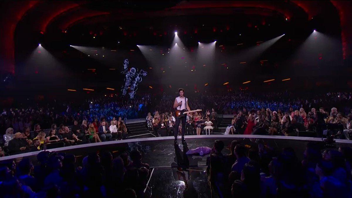 I mean...@ShawnMendes performing in the rain at the #VMAs has me in my feelings. https://t.co/9EN0u4kAcB