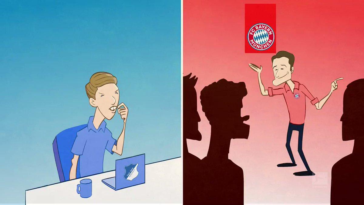 Endlich wieder #Bundesliga – die Saison startet heute mit #FCBTSG. Die Eröffnungspartie ist auch das Duell zweier Taktikfüchse. Wer wird heute Abend den richtigen Plan haben?