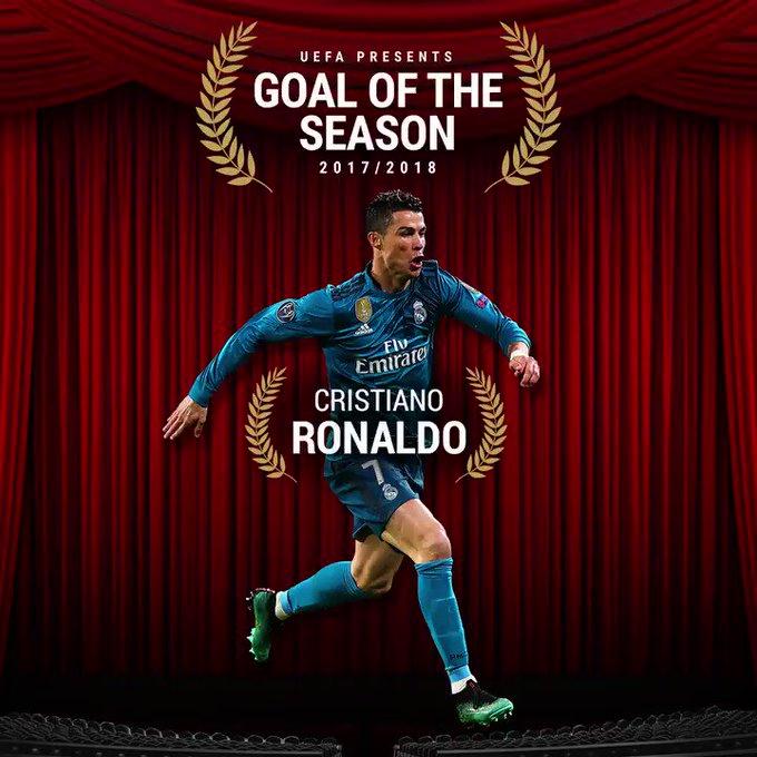 Football: Voici le plus beau but européen de la saison élu par L'UEFA