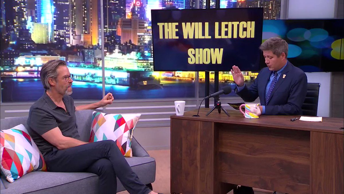Everyone's favorite Aussie, @TheGuyPearce, joins @williamfleitch on @watch_SITV this week: https://si.tv/series/the-will-leitch-show-128 …