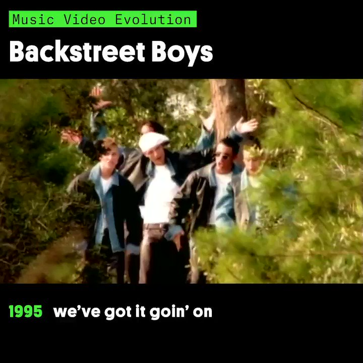 On this day in 2000, @backstreetboys' 'Black & Blue' album hit No. 1 on the #Billboard200! [via @billboardcharts]