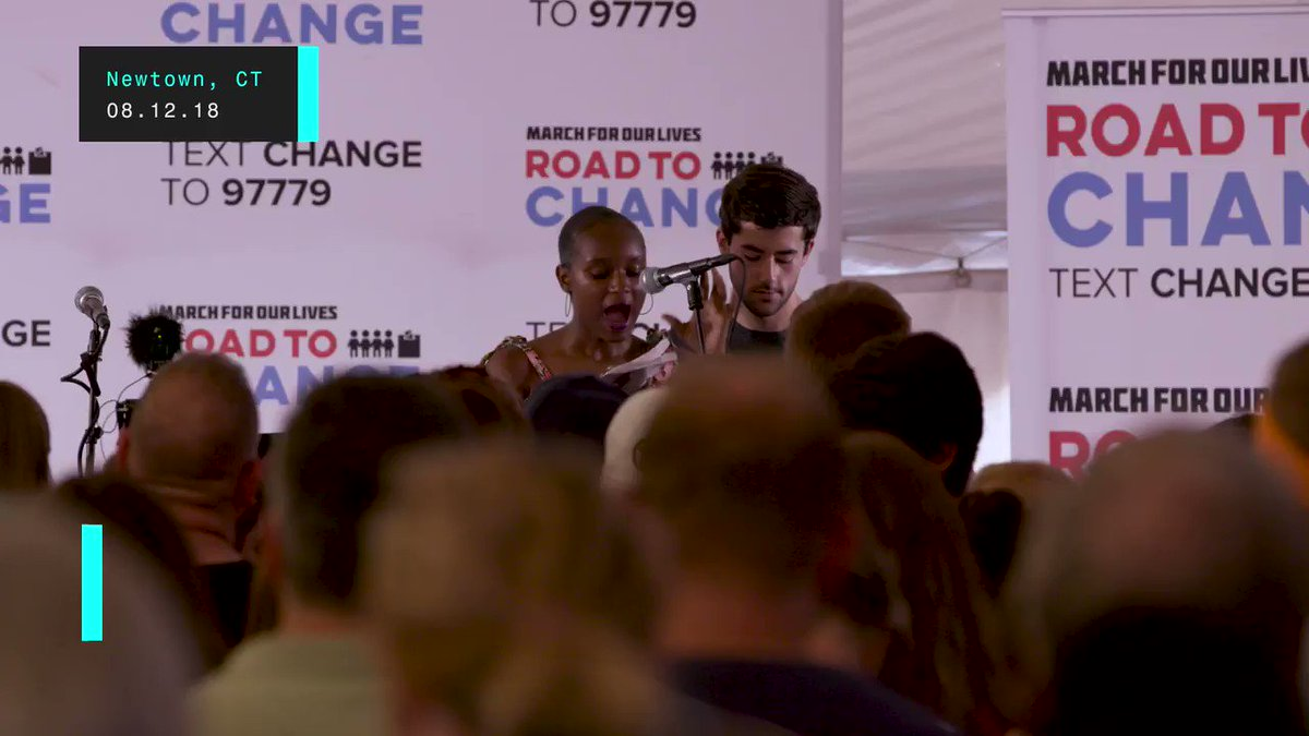 #MarchForOurLives have wrapped their @RoadToChange tour, but they have big plans for November.