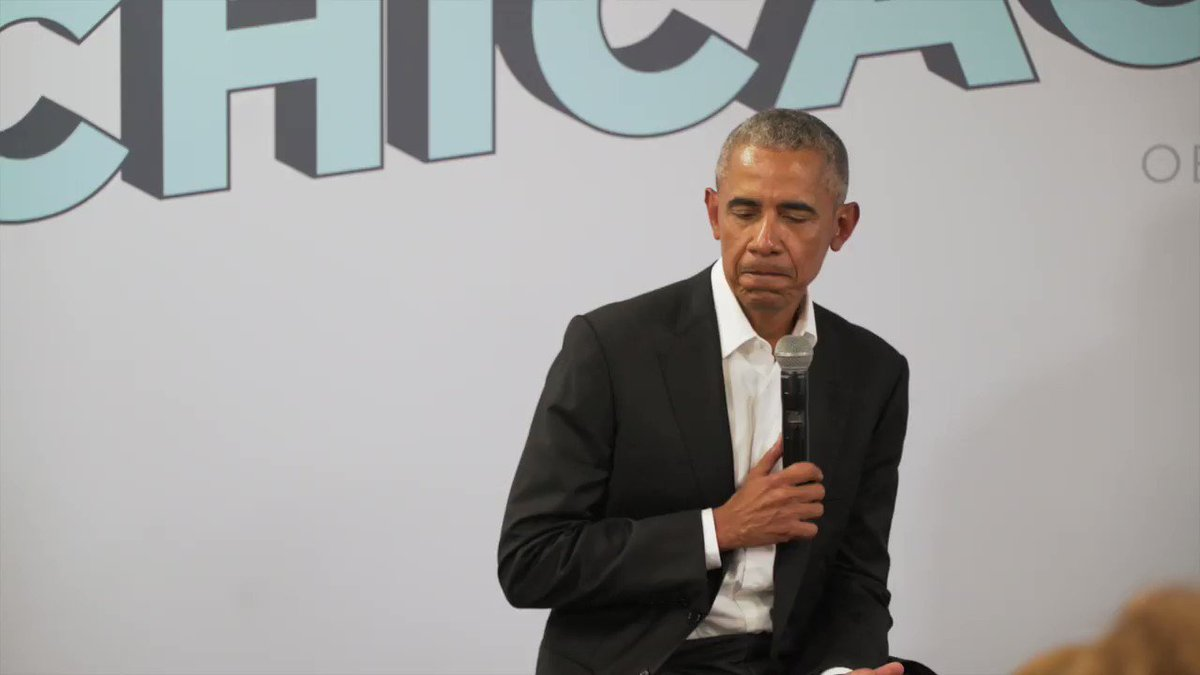Hear it directly from Chicagoans: @BarackObama and community leaders explain what building the Obama Presidential Center means for the South Side of Chicago.