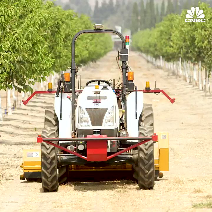 Image for the Tweet beginning: This agriculture tech startup is