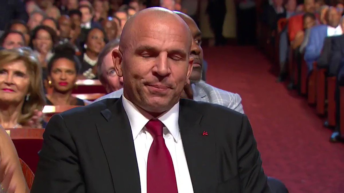 #18HoopClass enshrinee @realjasonkidd's @HoopHall Acceptance Speech! https://t.co/ERFQJIHsia