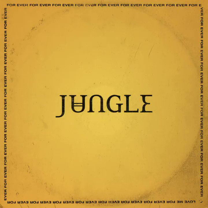 Ready to feel the heat? @jungle4eva's new album is here. spoti.fi/2CI5bkE