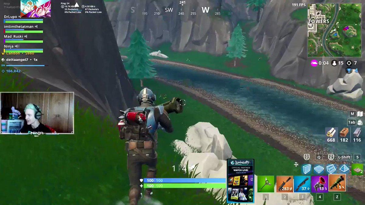 The Duo Rocket ride/grappler technique