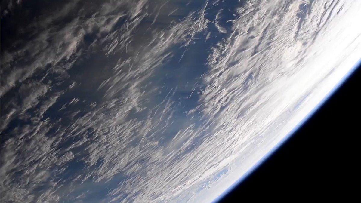NASA's photo on #FlorenceHurricane2018