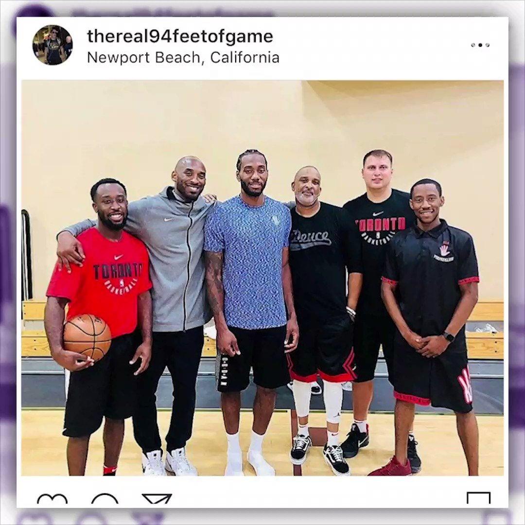Yahoo Sports NBA's photo on Kawhi