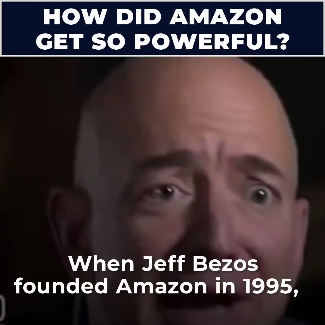 How Amazon got to be so powerful, and what it means for our economy: