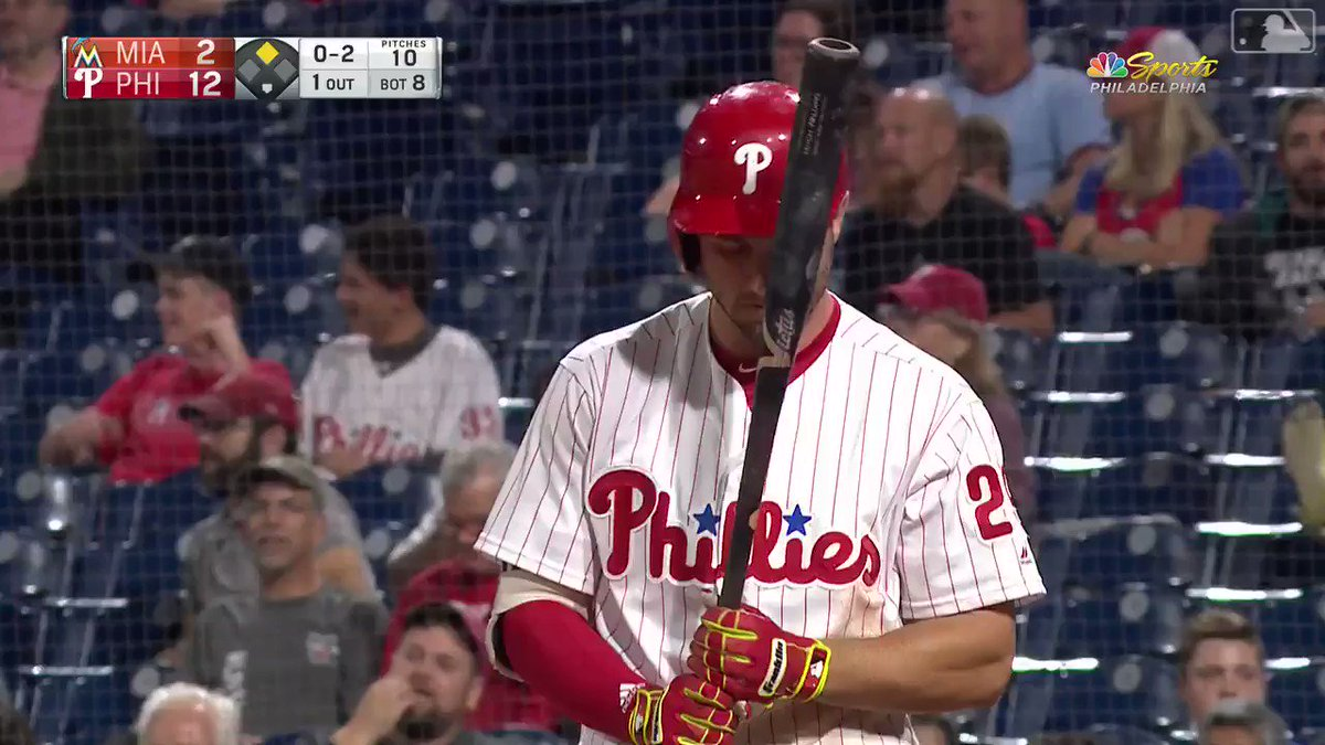 A home run is a home run.  @MitchWalding's first big-league blast! #BeBold https://t.co/LA3de9IIc7