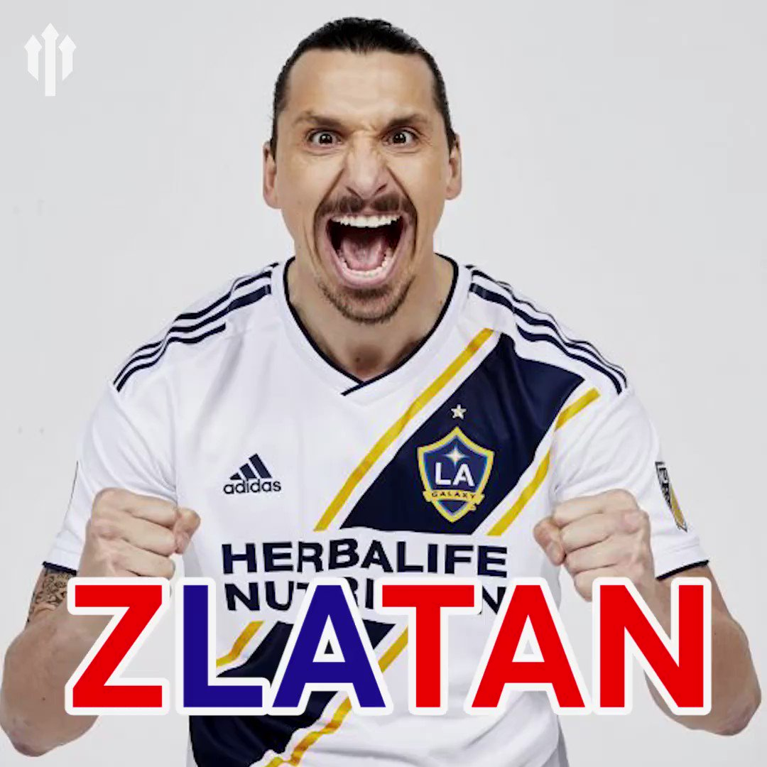 Zlatan bagged his 500th career goal last night playing for LA Galaxy... 👏 29 of those goals came in United colours!