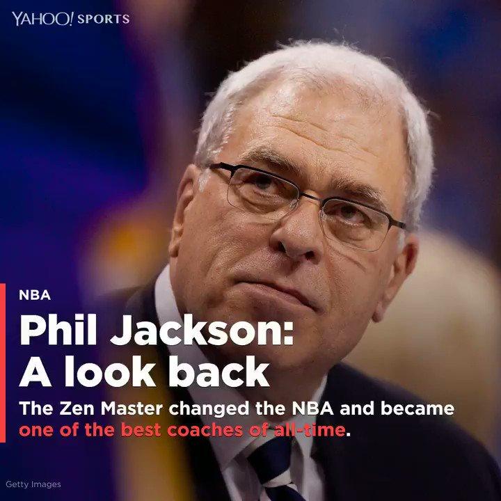 Happy 73rd Birthday, Phil Jackson!