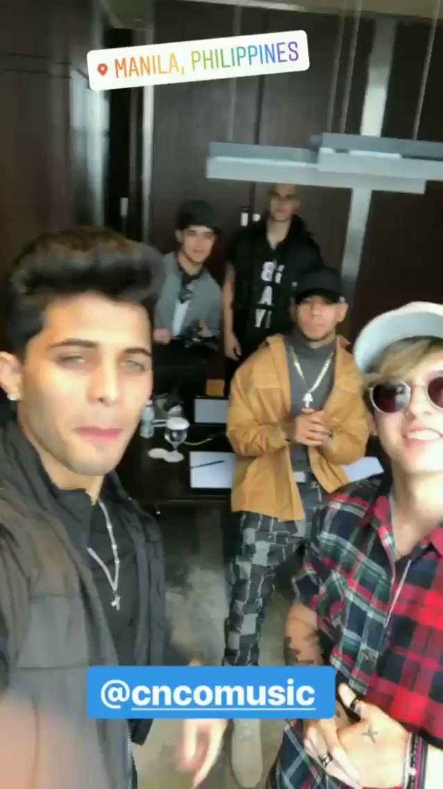 Psssst! @CNCOmusic has taken over our IG story. Catch them on their U.S. tour this January �� https://t.co/pihhNTNOgw https://t.co/W91qkoN8t6