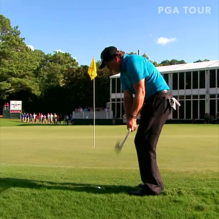 The @PhilMickelson fanatics loved this one.  #TOURVault https://t.co/Ll8pp7JN8s