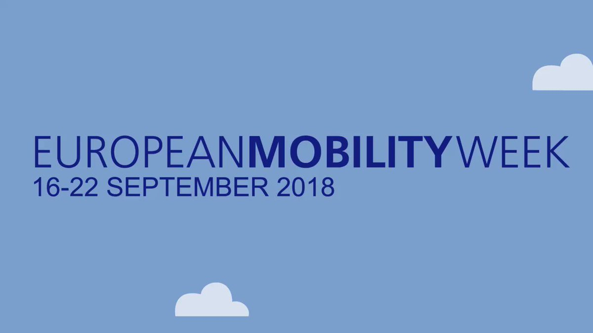 It's #mobilityweek and what better time to rethink the way you travel? Leave the car at home & switch to cooler cleaner modes of #transport 👉 🚲bike , 🛴scooter, 🛹skateboard, 🚶‍♂️walk 🤓Be smart, take #climateaction https://t.co/F5nRjOl2YW