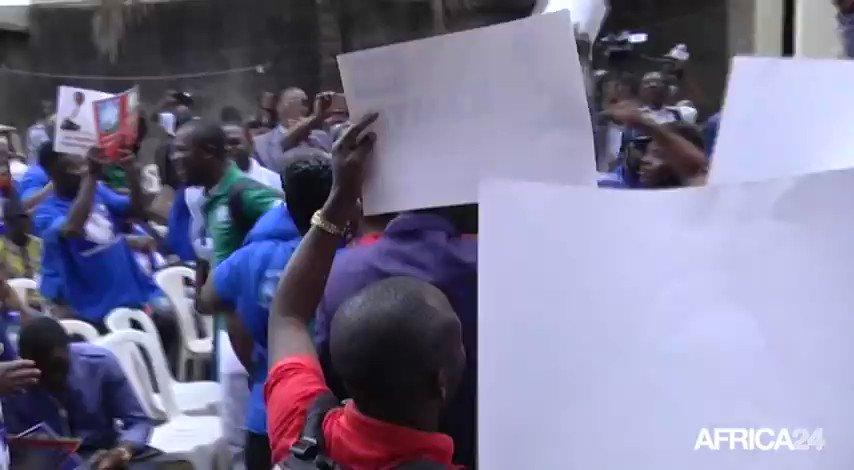 Image for the Tweet beginning: 🇨🇲#Cameroun, L'action politique du Mouvement