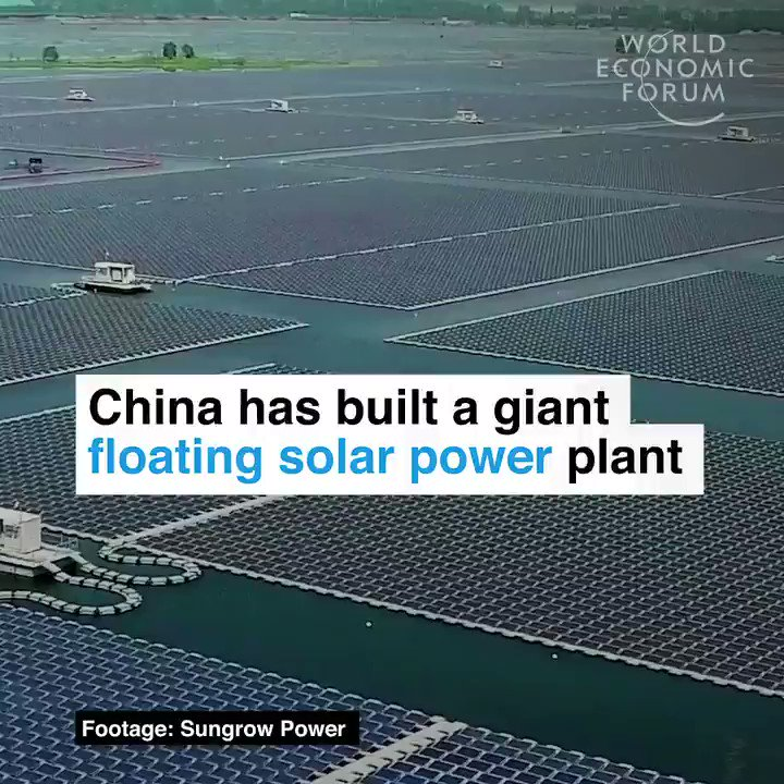 China now produces two-thirds of the world's solar panels. Read more: https://t.co/EXx5UBIde5 #china #innovation