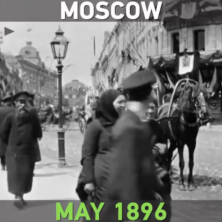 Ever wondered what Moscow looked like… 122 YEARS AGO?! #tbt #ThrowbackThursday